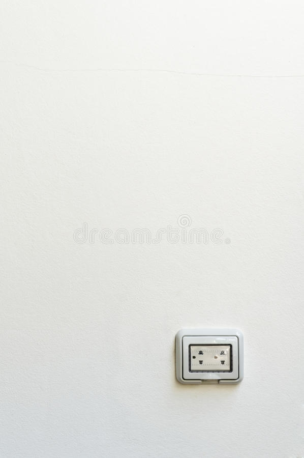 Free A Plug Socket With Cover Stock Images - 16631264