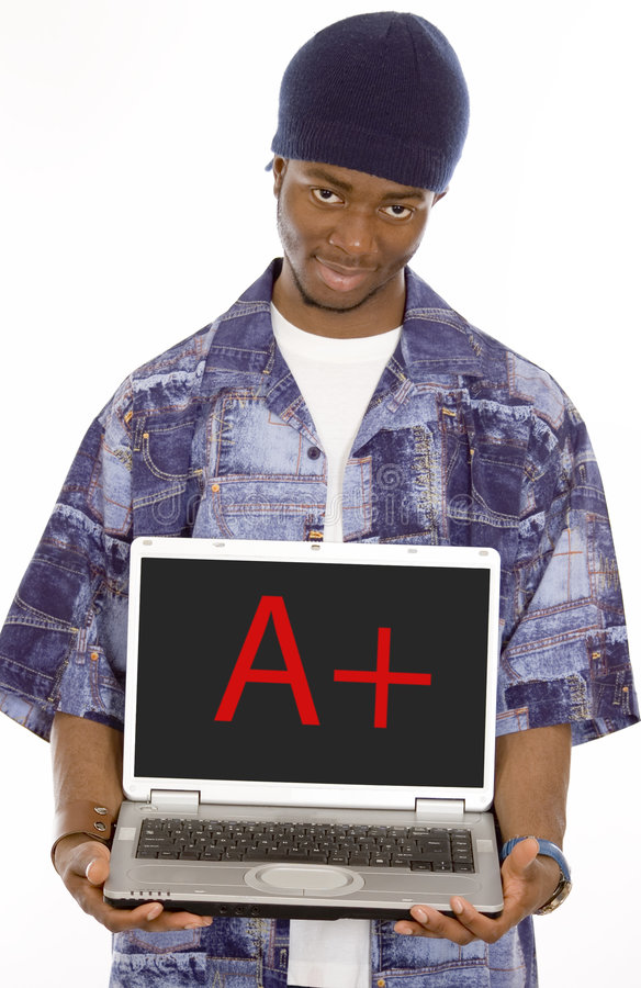 Free A Plus Student Stock Image - 2607991