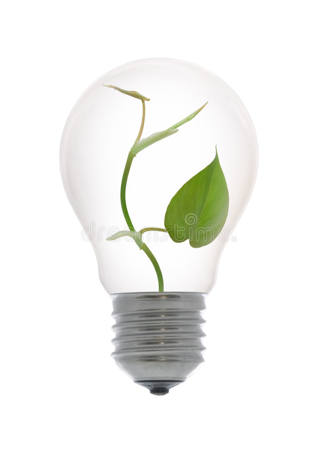 Free A Power-saving Technology Royalty Free Stock Image - 8479486