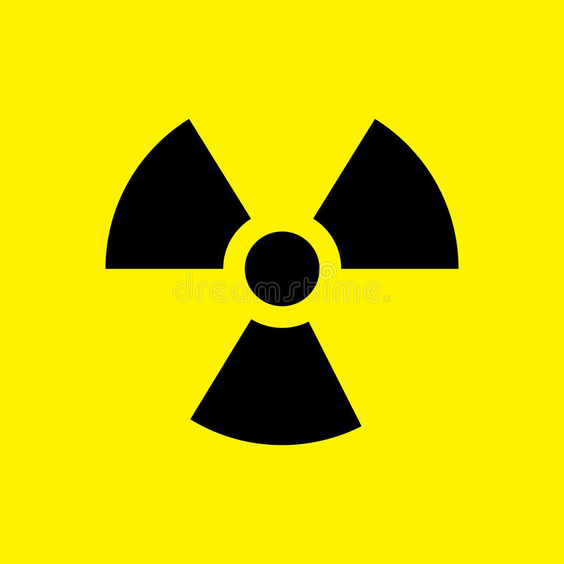 Free A Radioactive Sign Royalty Free Stock Photography - 94717047
