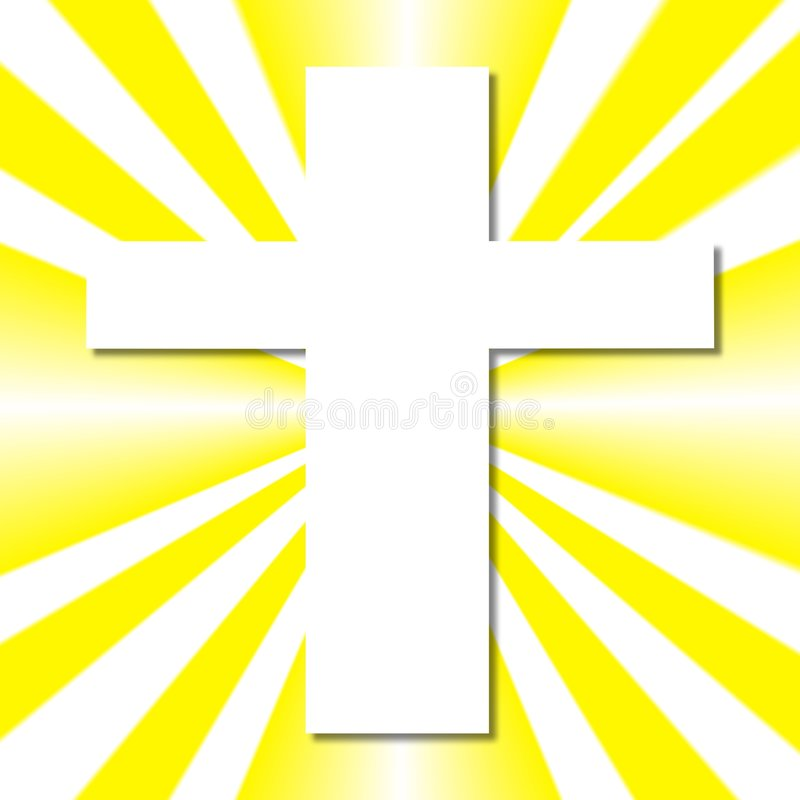 Free A Religious Cross Royalty Free Stock Images - 4132469