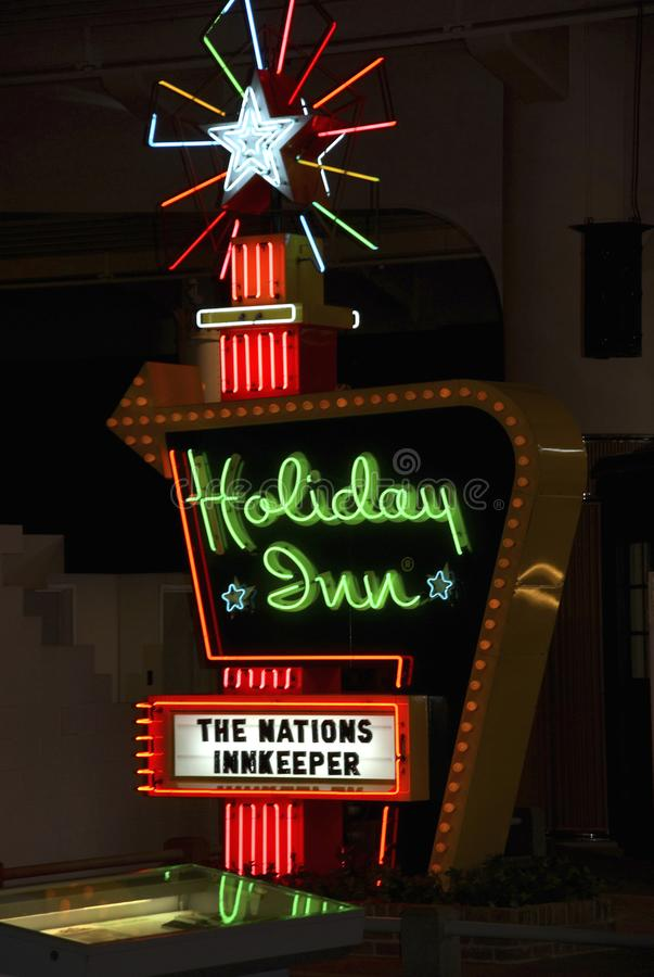 Free A Replica Of The Holiday Inn Royalty Free Stock Images - 149911059