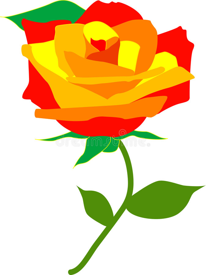 Free A Rose For Love Royalty Free Stock Image - 3224926