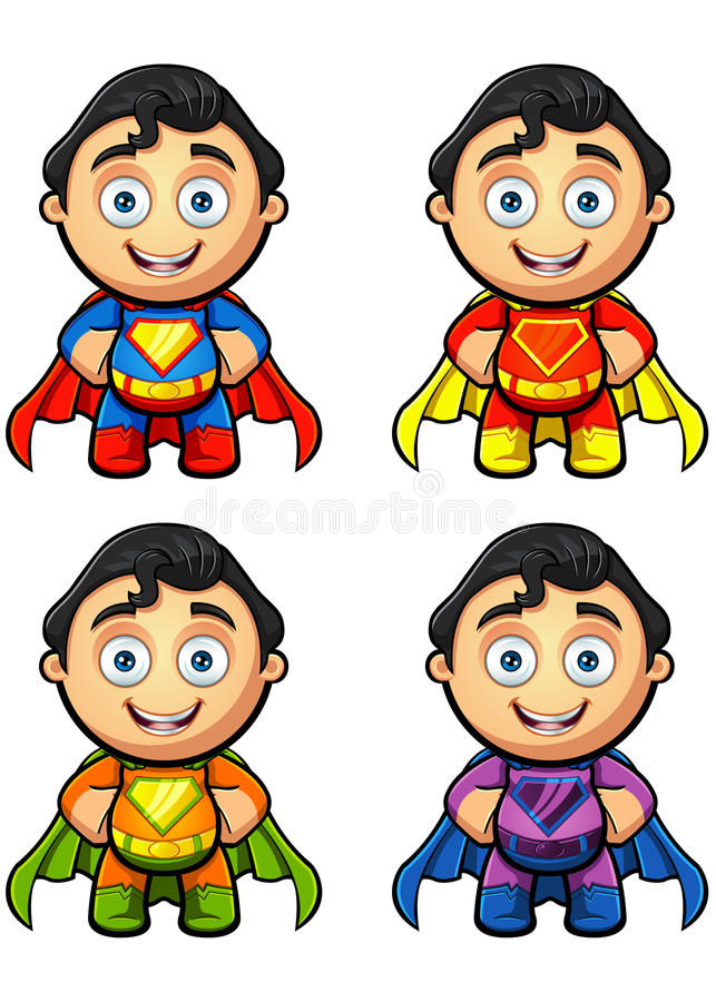 Free A Super Man - Hands On Hips Stock Photos - 31614973