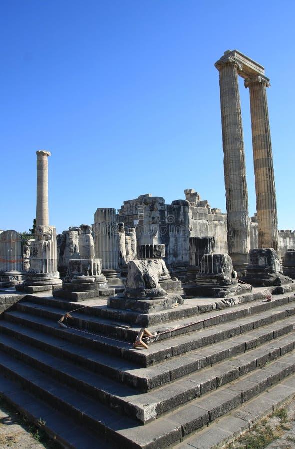 Free A View Of Temple Of Apollo, Turkey. Royalty Free Stock Photos - 17071618