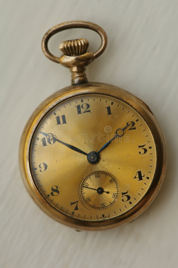 Free A Vintage Pocket Watch Royalty Free Stock Image - 7583046