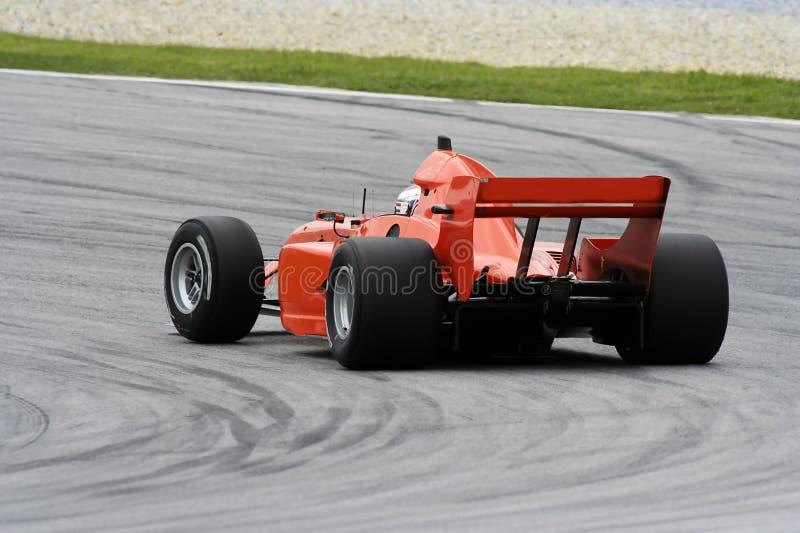 A1 Grand Prix. Motorsport racing royalty free stock photo