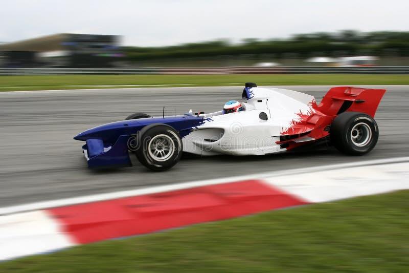 A1 Grand Prix royalty-vrije stock afbeelding