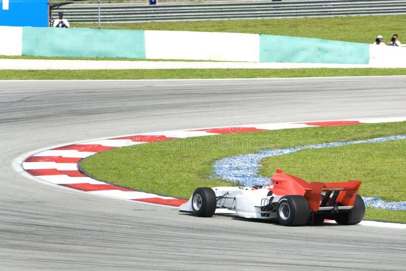 A1 Grand Prix Racing stock photo