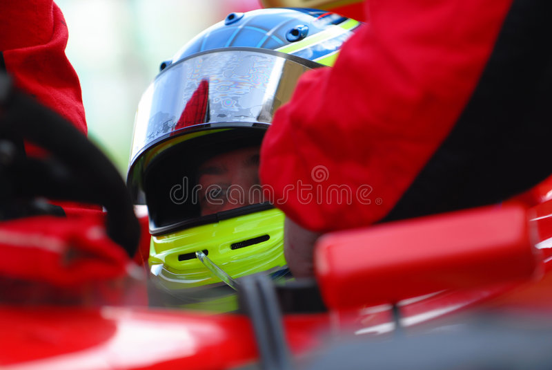 A1 Grand Prix in Sepang Malaysia stock image