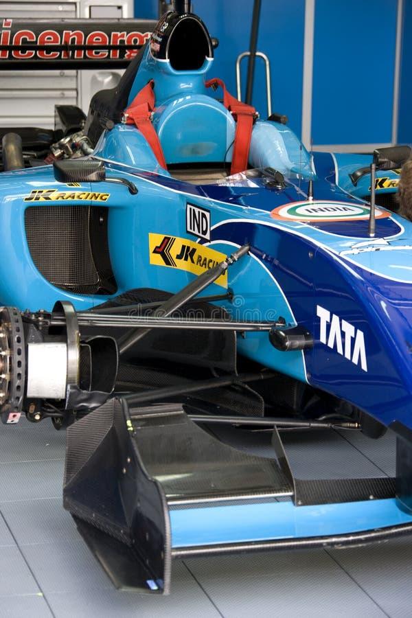 A1GP - Team India Race Car stock photo