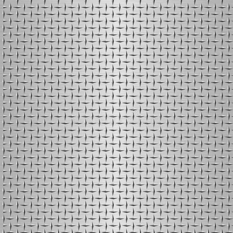 a3 treadplate 库存图片