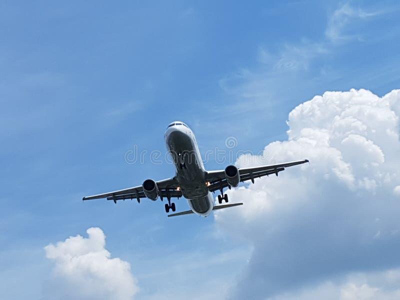 A321 royalty-vrije stock foto's