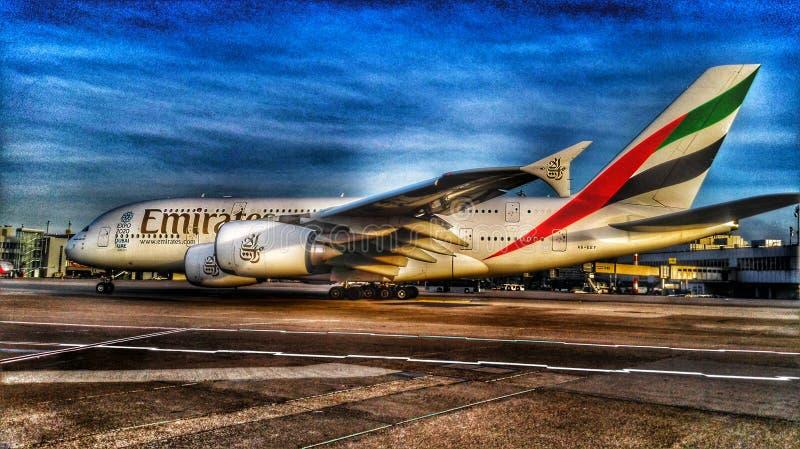 A380 lizenzfreies stockfoto
