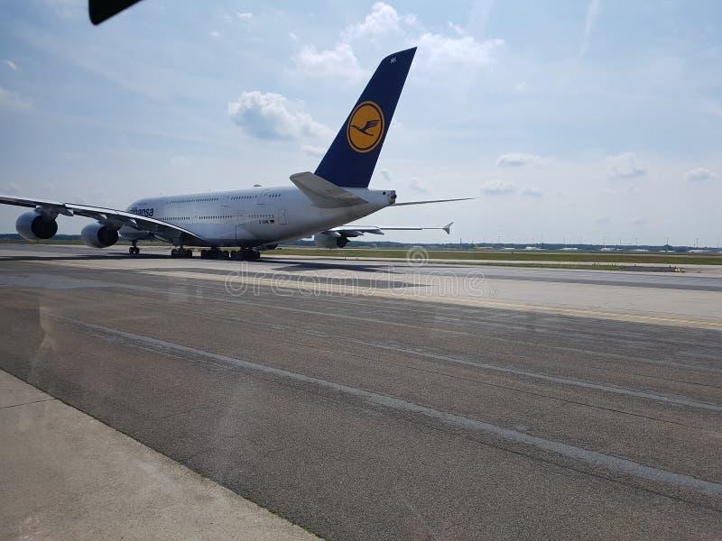 A380 stock afbeeldingen