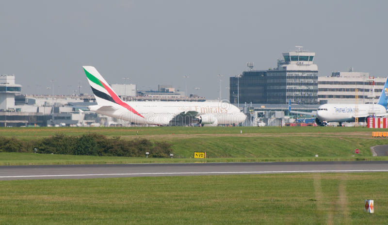 A380 Airbus Manchester