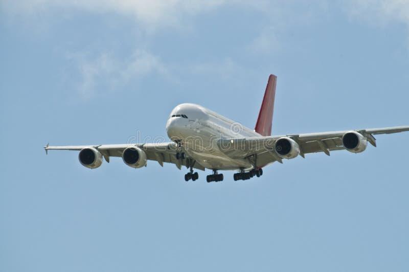 A380 Królewiątek Nieba Zdjęcie Stock