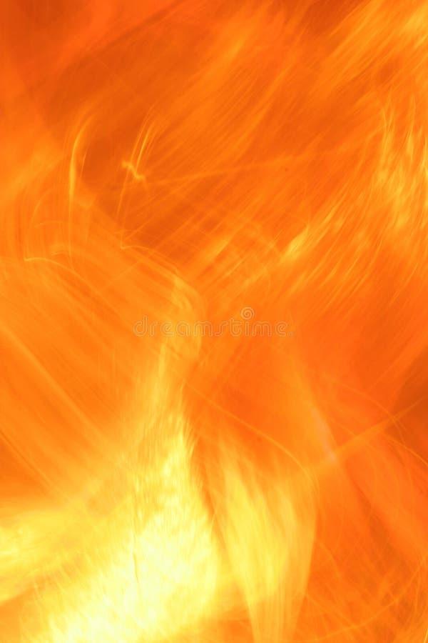 a7 ogień tła royalty ilustracja