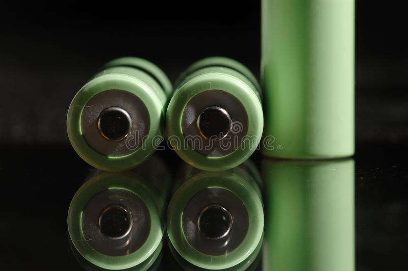 Download AA battery stock photo. Image of battery, close, isolated - 11563464