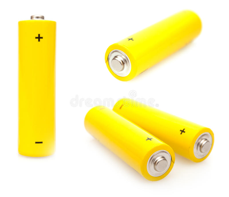 Download AA Battery stock image. Image of collection, alkaline - 23468177