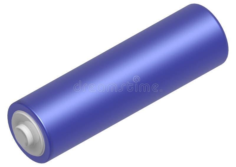 Download AA battery stock illustration. Illustration of capacity - 4688965