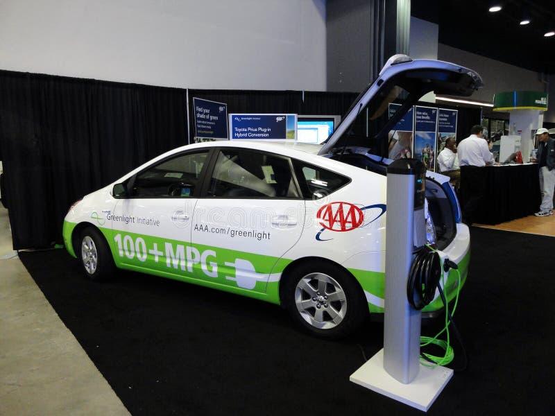 AAA Plug-in Prius automobile