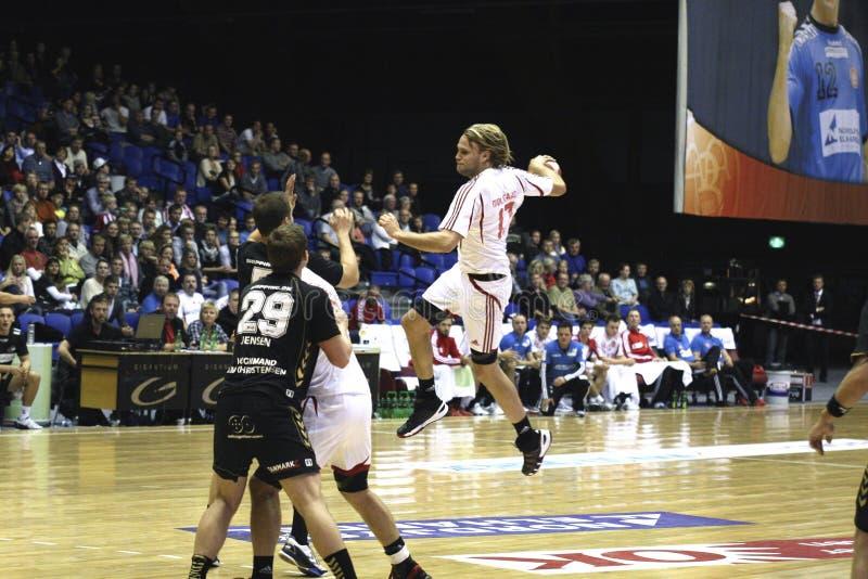 aab fredericia handball hk obraz royalty free