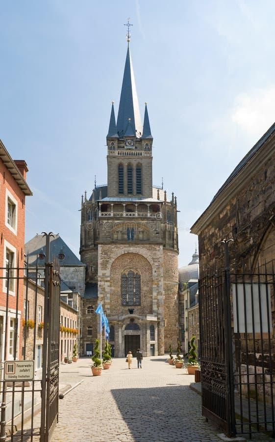 aachen katedra Germany zdjęcia stock