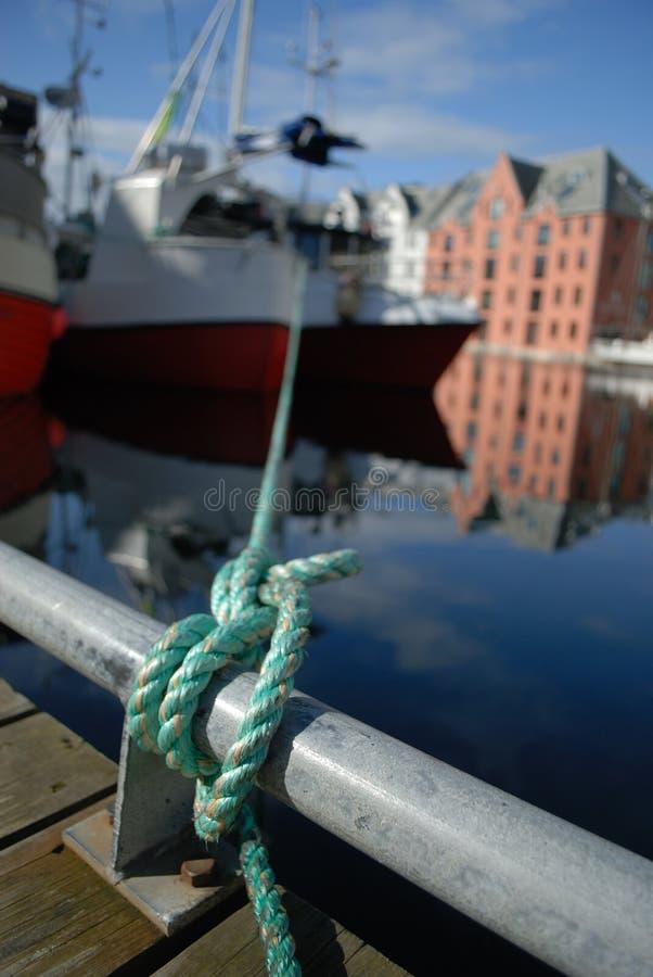Aalesund Νορβηγία στοκ εικόνα