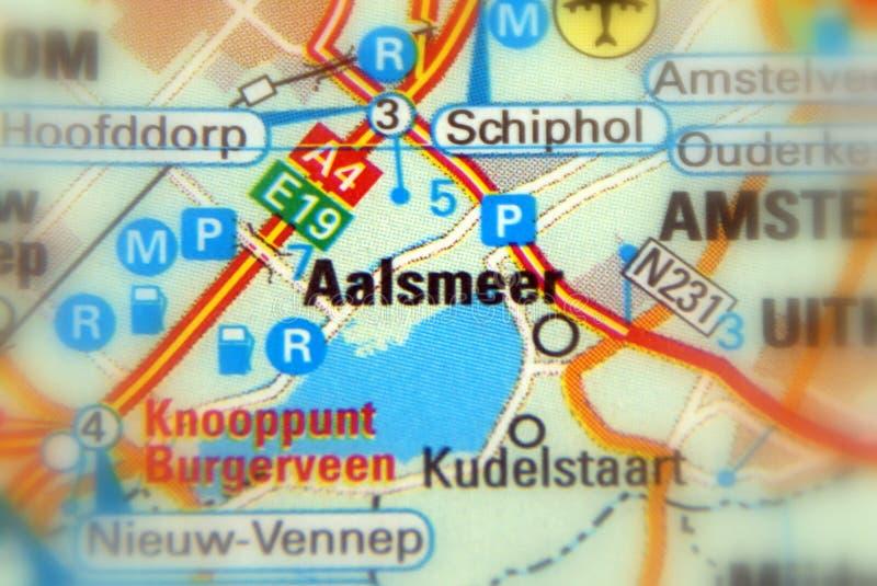 Aalsmeer, Nordholland, das niederländische Europa lizenzfreies stockfoto