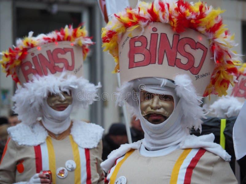 Aalst Carnaval 2017 стоковая фотография