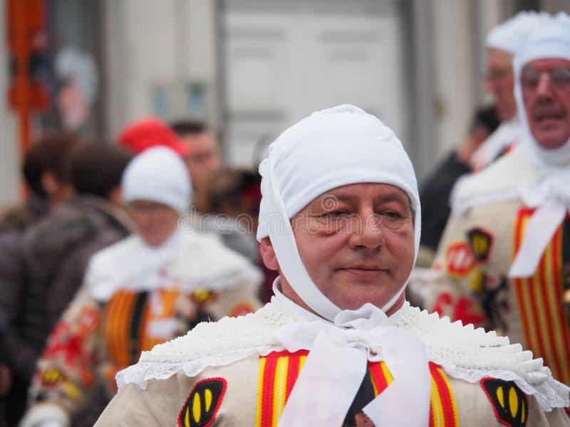 Aalst Carnaval 2017 стоковые фотографии rf