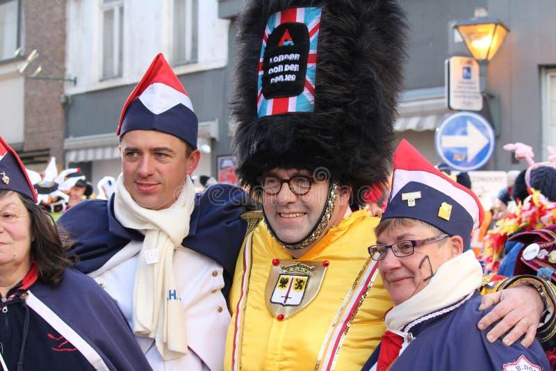 Aalst Mayor Christophe d ` Haese fotografia stock
