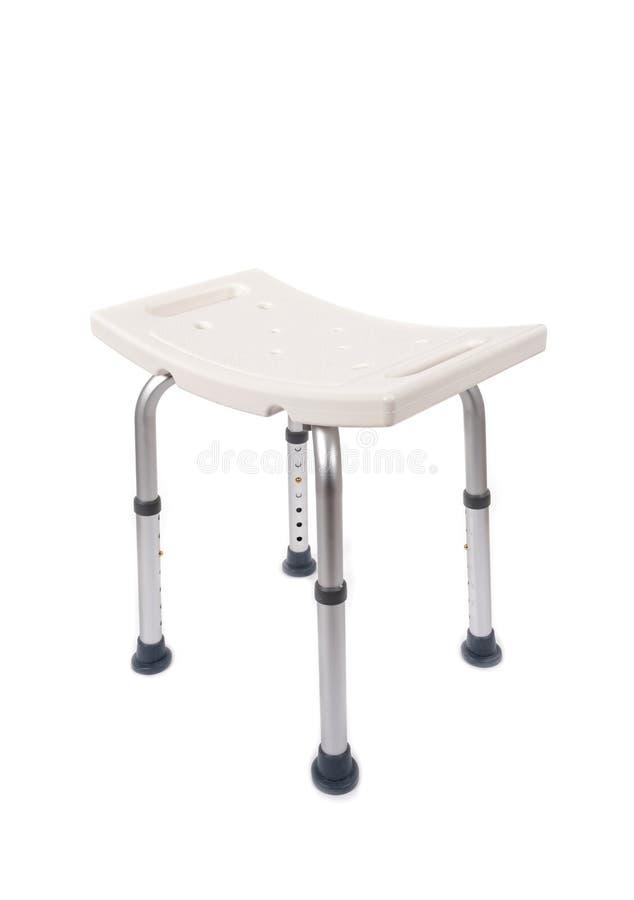 Aanpasbare badbeveiliging en rolstoelbeveiliging voor ouderen #1 royalty-vrije stock afbeelding