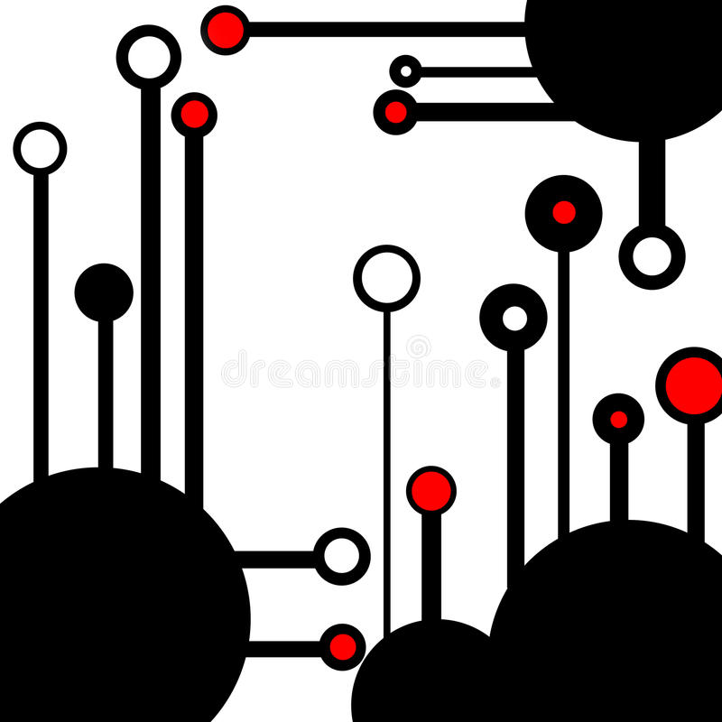 Aansluting vector illustratie