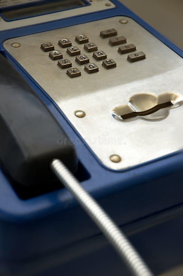 Aantallen op de telefoon stock foto's