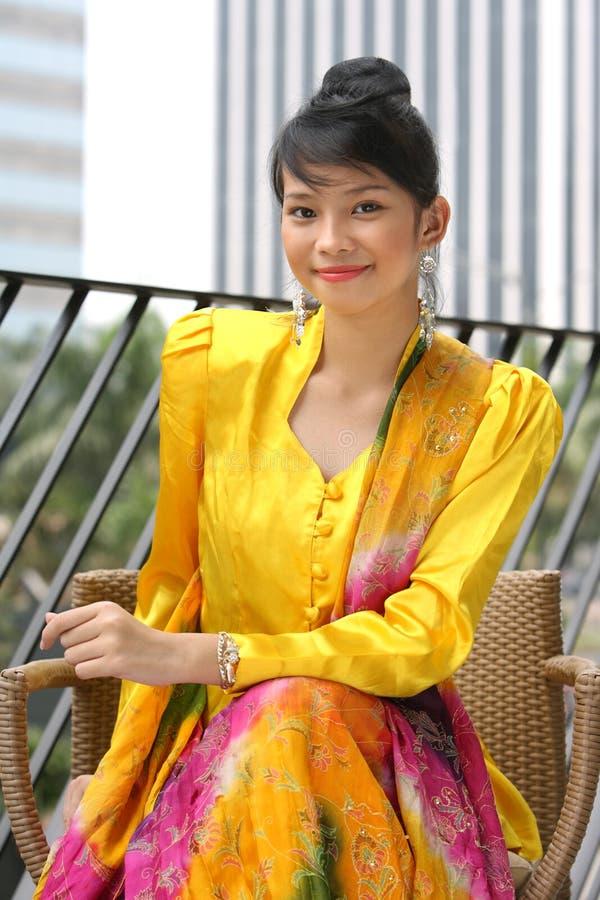 Aantrekkelijk Meisje royalty-vrije stock fotografie