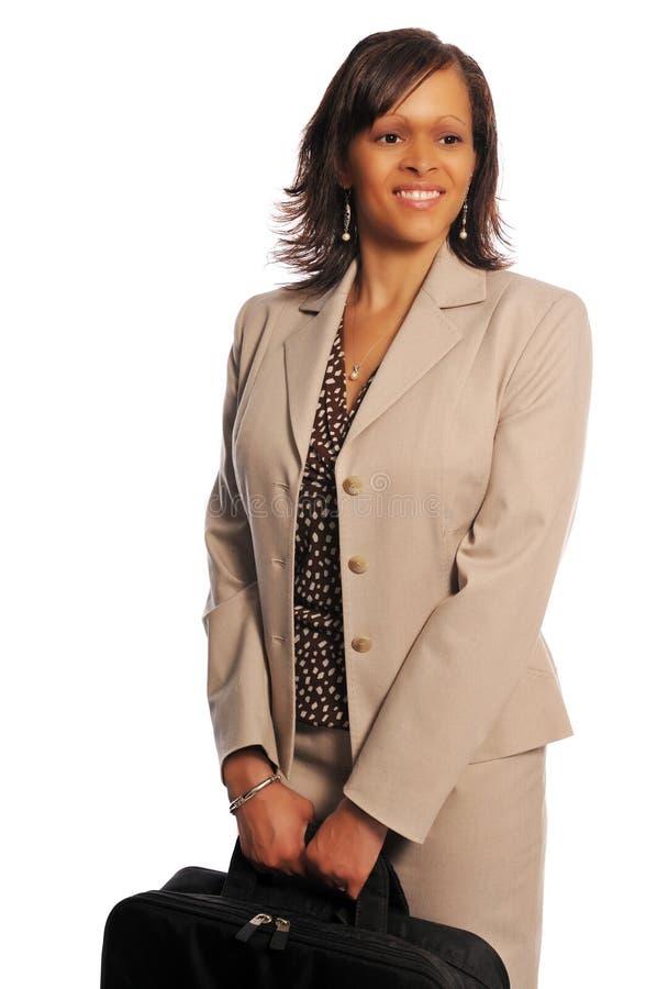 Aantrekkelijke BedrijfsVrouw royalty-vrije stock foto