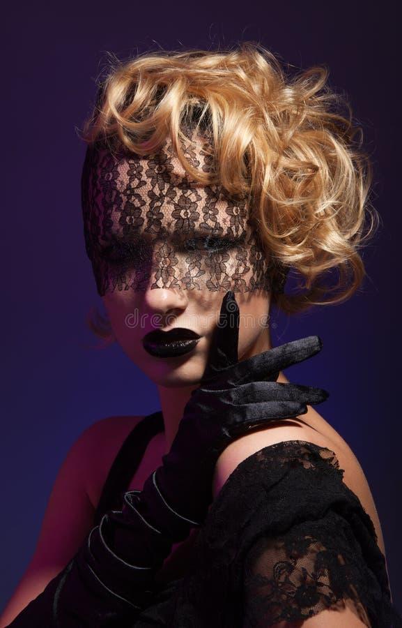 Aantrekkelijke schoonheid royalty-vrije stock fotografie
