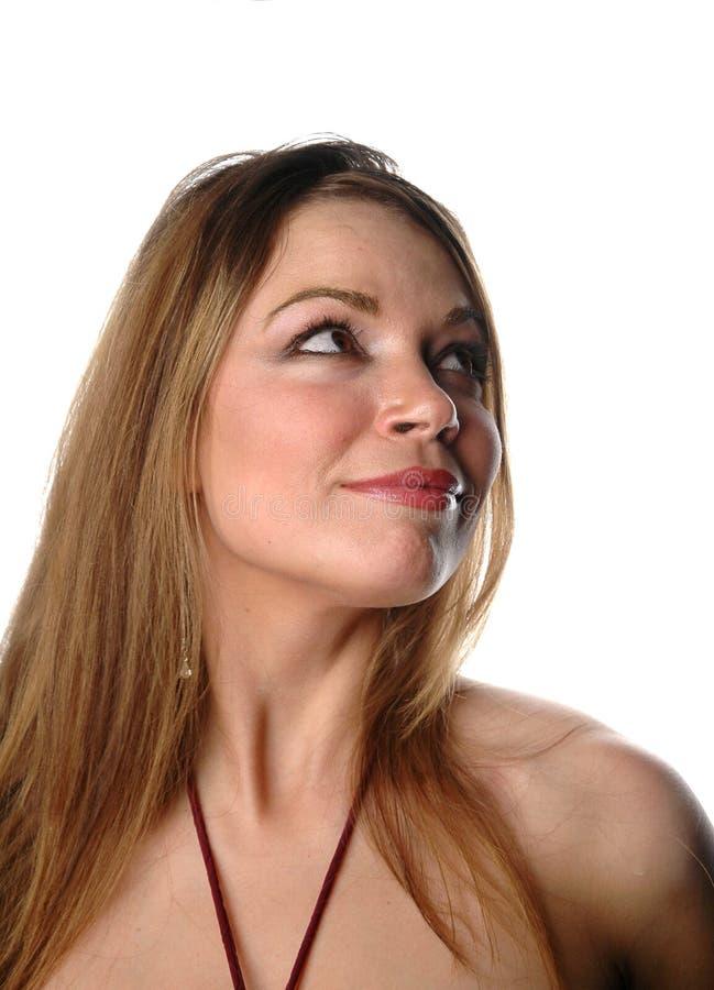 Aantrekkelijke Vrouw-10 Stock Foto