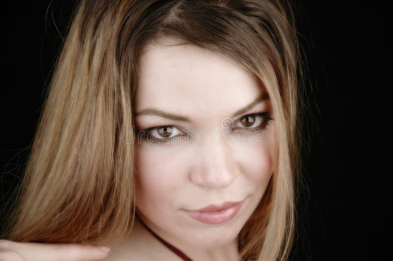 Aantrekkelijke vrouw-5 royalty-vrije stock foto's