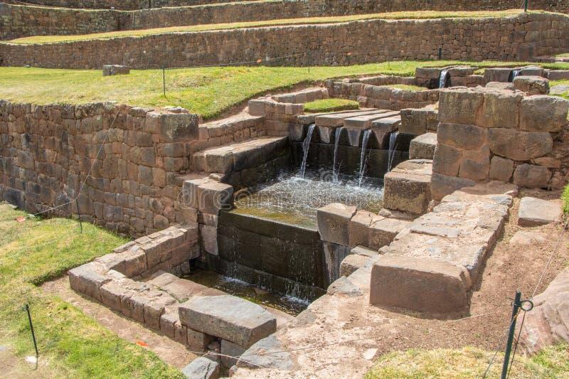 Aantrekkelijkheid Tipà ³ n, Peru royalty-vrije stock foto's