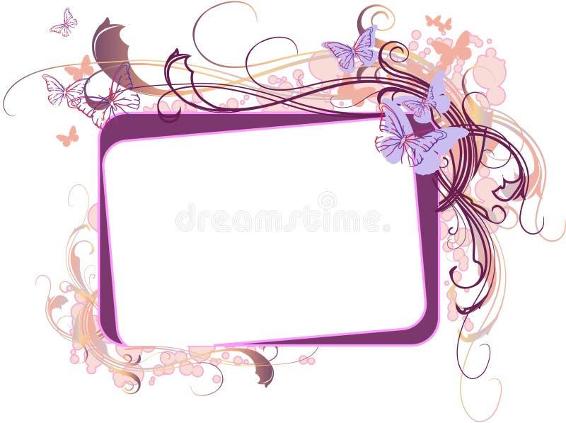 Aantrekkingskracht banner_2 vector illustratie