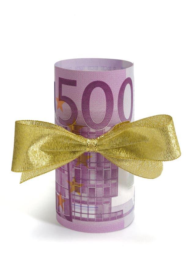 Aanwezig geld royalty-vrije stock fotografie