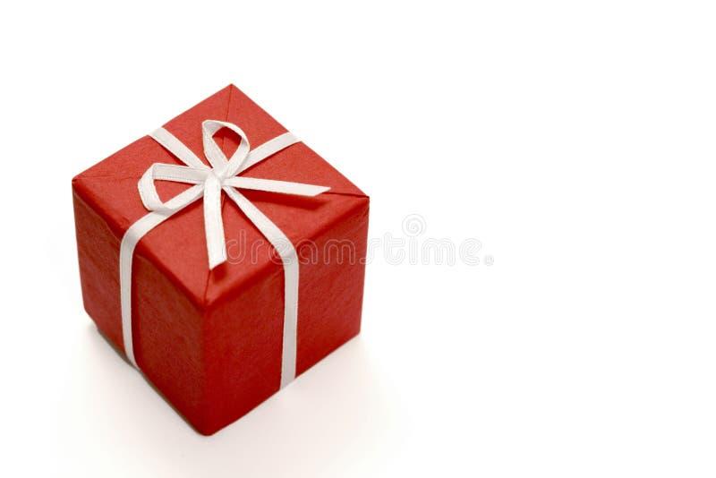 Aanwezige Kerstmis stock foto