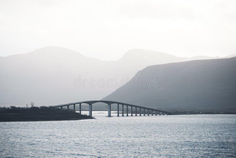 Aard in Noord-Noorwegen royalty-vrije stock afbeeldingen