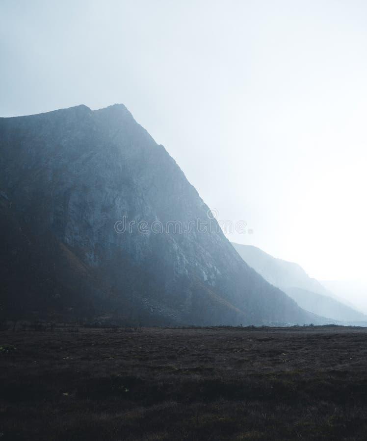 Aard in Noord-Noorwegen stock foto