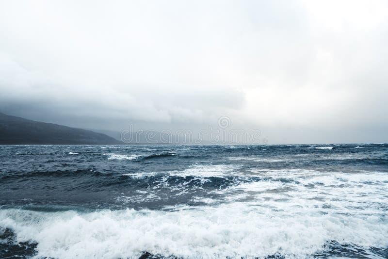 Aard in Noord-Noorwegen royalty-vrije stock foto