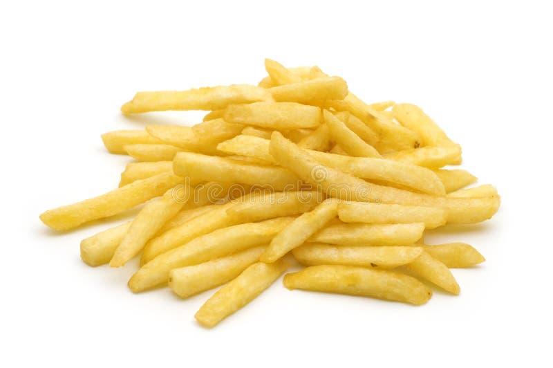 Aardappel frites royalty-vrije stock foto's