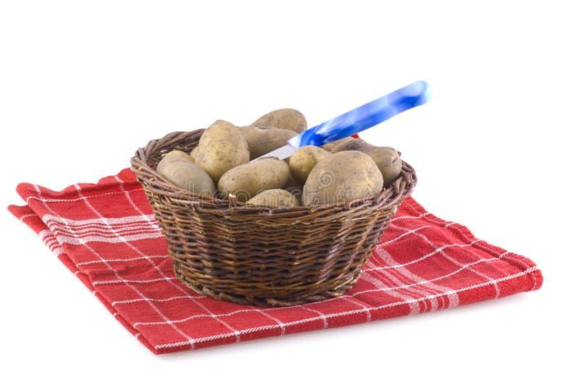 Download Aardappels. stock afbeelding. Afbeelding bestaande uit aardappel - 10779783